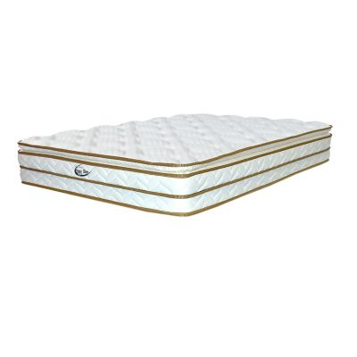 Colchón Harmony Sencillo 100x190cm + Protector Blanco