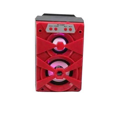 Parlante Soporte Altavoz Radio Fm Usb Tf Bluetooth