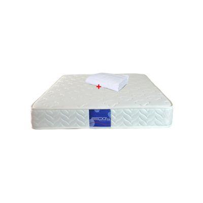 Colchón Acti Sleep Semidoble 20x120x190 Blanco