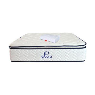 Colchón Light Premium Queen 33x160x190 Blanco