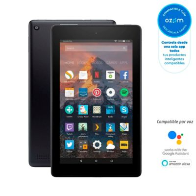 Tablet Amazon Fire 8 HD 32 GB Negro