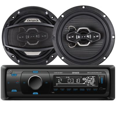 Combo Radio Bluetooth + Parlantes