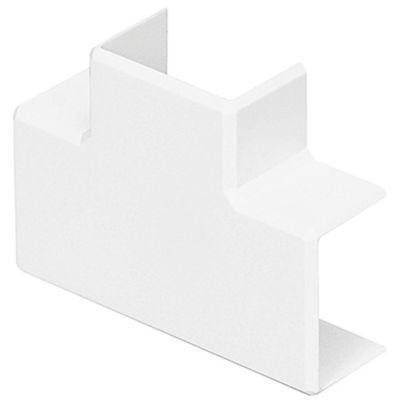 Paq x 5 Derivación para Canaletas 50x20 Blanco