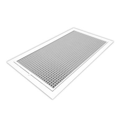 Rejilla Ventilación Aluminio Persiana Cubos 40X40