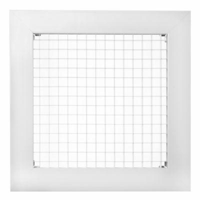 Rejilla Ventilación Aluminio Tipo Cubo 15X15
