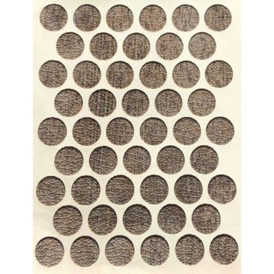 Caja x 2500 Tapatornillos Adhesivos de 14 mm Ion