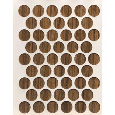 Paq x 50 Unds Tapatornillos Adhesivos de 14 mm Gracia