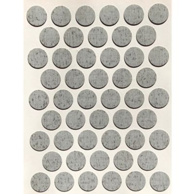 Paq x 50 Unds Tapatornillos Adhesivos de 14 mm Grizzo