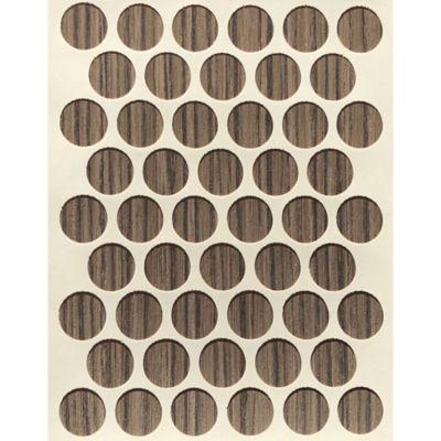 Caja x 2500 Tapatornillos Adhesivos de 14 mm Mitte