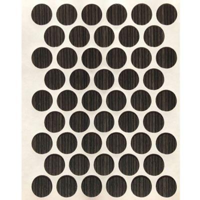 Caja x 2500 Tapatornillos Adhesivos de 14 mm Salvaje