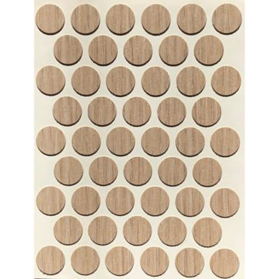 Caja x 2500 Tapatornillos Adhesivos de 14 mm Soder