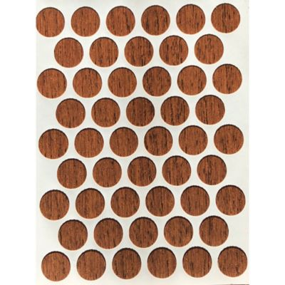 Paq x 50 Unds Tapatornillos Adhesivos de 14 mm Pigneto
