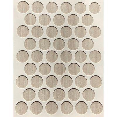 Caja x 2500 Tapatornillos Adhesivos de 14 mm Cala