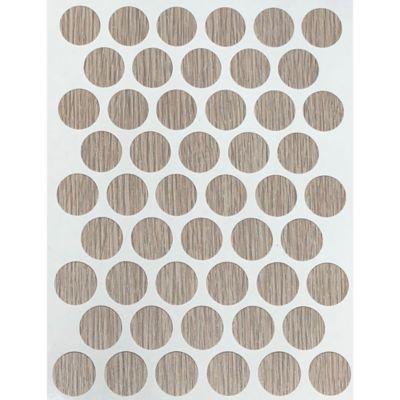 Caja x 2500 Tapatornillos Adhesivos de 14 mm Chantilly