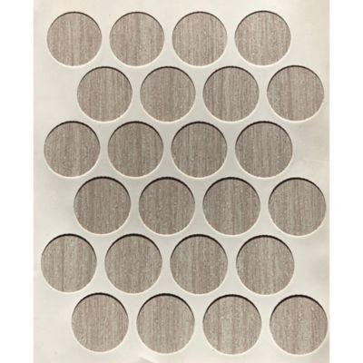 Caja x 1200 Tapatornillos Adhesivos de 20 mm Cala