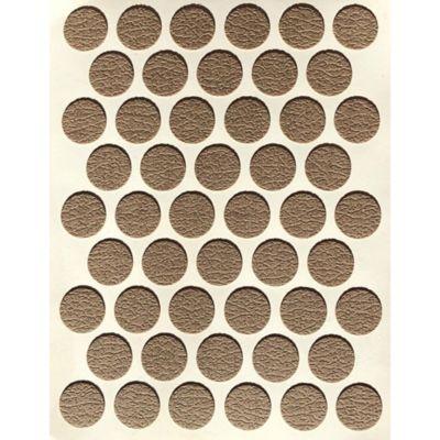 Caja x 2500 Tapatornillos Adhesivos de 14 mm Tramato