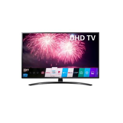 Televisor 55 Pulgadas LED UHD 4K 55um7400pda Negro
