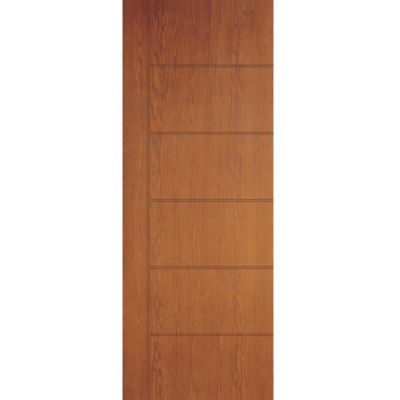Puerta Acceso Principal Fibra de Vidrio 248x96cm