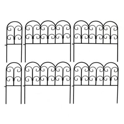 Minicerca Decorativa para Jardin MT019EC 2.10 x 0.45M