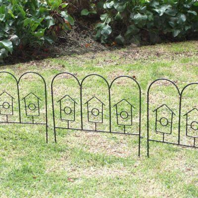 Minicerca Decorativa para Jardin de 46 x 46 cm