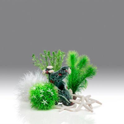 Decoración para Acuario Biorb 15 Litros Verde