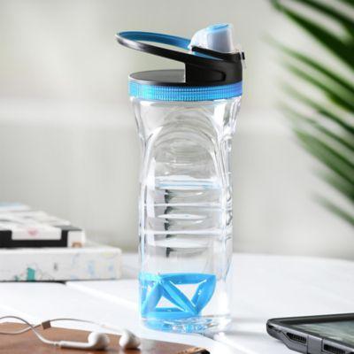 Botella Con Mezclador Azul 20 Onzas