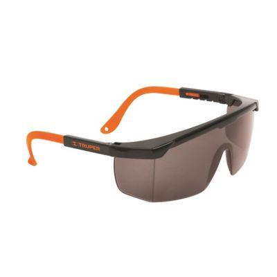 Gafas de Seguridad Ajustable Gris