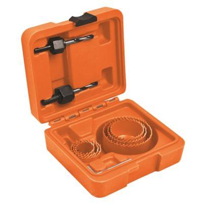 Kit para Instalar Cerraduras 8 Piezas