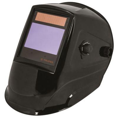 Careta Negra Electrónica Oscurecimiento Automático