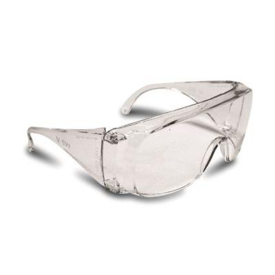 Gafas de Seguridad Tradicionales Transparente