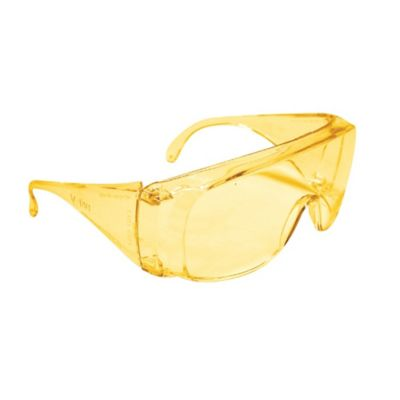 Gafas de Seguridad Tradicionales Ambar
