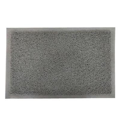 Set x2 Tapetes Pvc 40x60 cm Gris