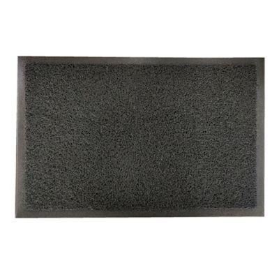 Set x2 Tapetes Pvc 60x90 cm Negro