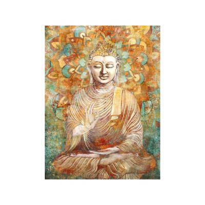 Cuadro Canvas Buda 4 60x80 cm