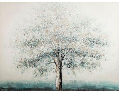 Cuadro Canvas Floral Árbol 120x90 cm