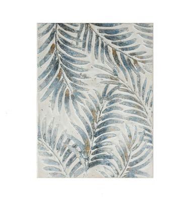 Canvas Floral Hoja 2 60x80 cm