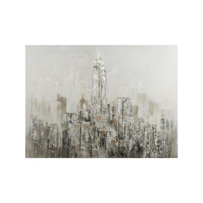 Canvas Ciudad 4 120x90 cm