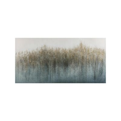Cuadro Canvas Trees Abstract 140x70 cm