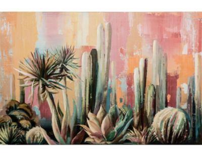 Cuadro Canvas Cactus 90x60 cm