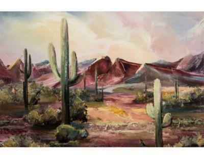 Canvas Cactus 2 90x60 cm