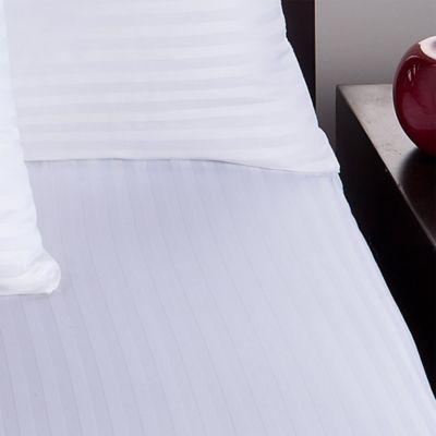 Sábana Ajustable 300 Hilos Rica Algodón Hotel Extradoble
