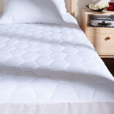 Protector de Colchón 144 Hilos Extradoble Blanco