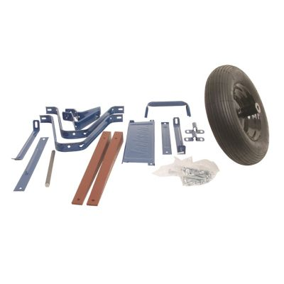 Caja de Repuestos con Neumático para Carretilla MP575T22