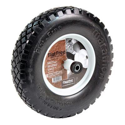 Neumático para Carretilla Knobby Macizo