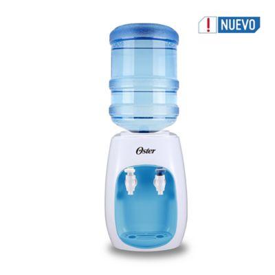 Dispensador de Agua Blanco Mesa Ambiente y Fría 15 litros