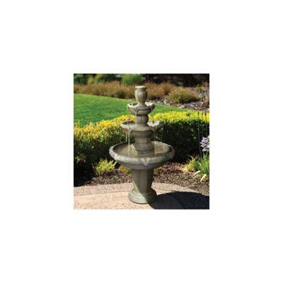 Fuente con Pedestal Lincoln 3 Niveles