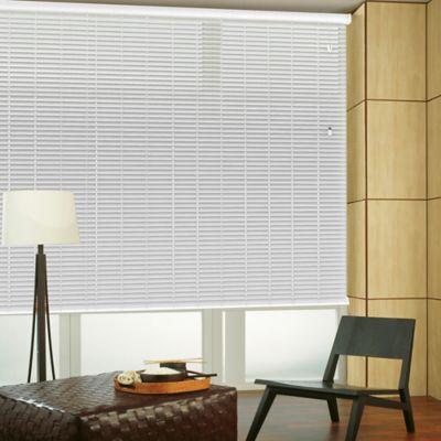 Persiana Horizontal De Aluminio 50 mm Color Natural A La Medida Ancho Entre 120.5-130  cm Alto Entre  220.5-240 cm