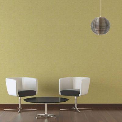 Papel mural amarillo metalizado 53cm x 10mt luxury