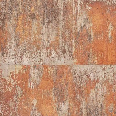 Papel mural bronce gris 53cm x 10mt materials