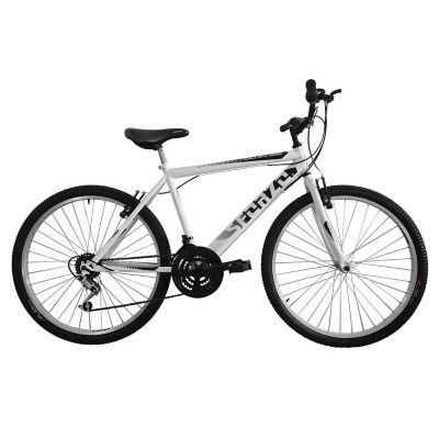 Bicicleta Todoterreno R26 18Vel Blanco